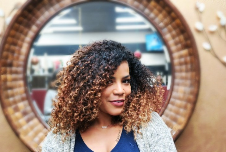 How To Dye Your Curly Hair in the Healthiest Way Possible