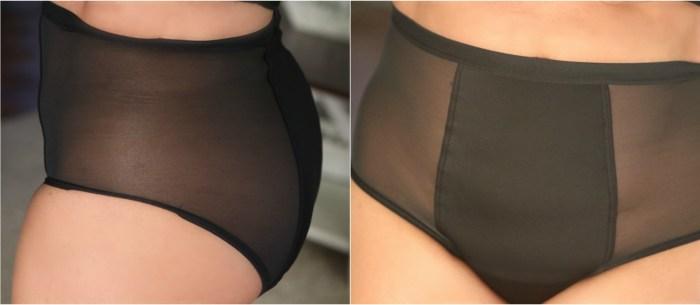Use la ropa interior para la menstruación Thinx y mira lo que paso