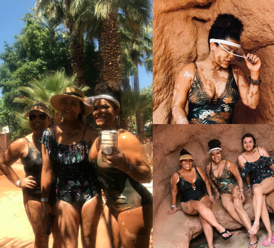 Mi Visita al Tan Mencionado Spa Glen Ivy Hot Springs