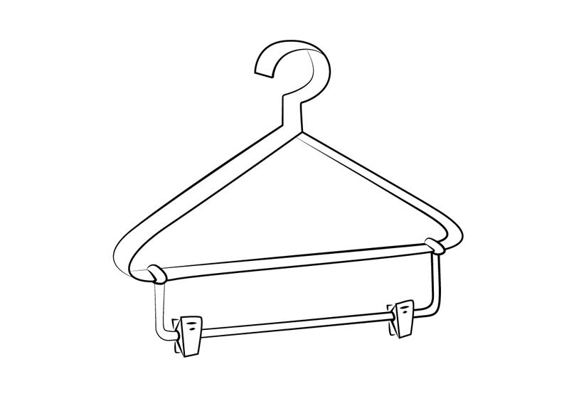 Pant hangers - Hanger.37