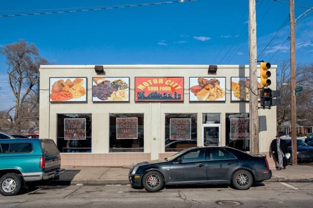 Best Soul Food Town