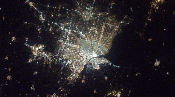 Check Out This New Photo Of Detroit From The International ...