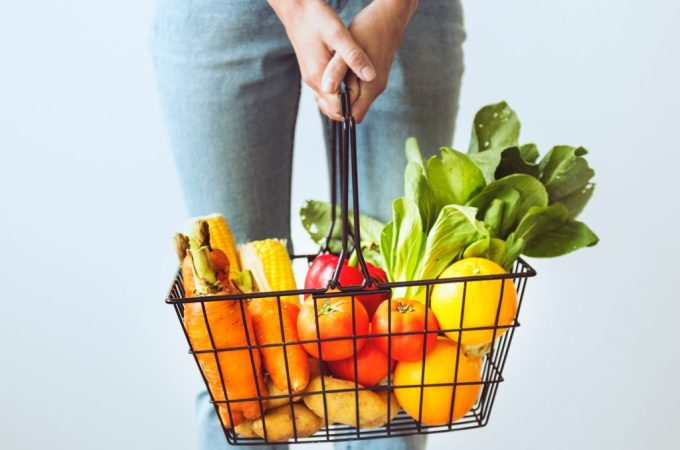 keto diet grocery list