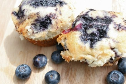 Top Recipes - Best Blueberry Muffins