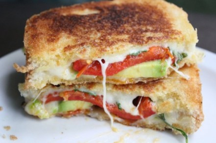 Top Recipes - Ultimate Grilled Cheese Sandwich