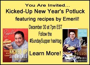Emeril's Kicked Up Potluck