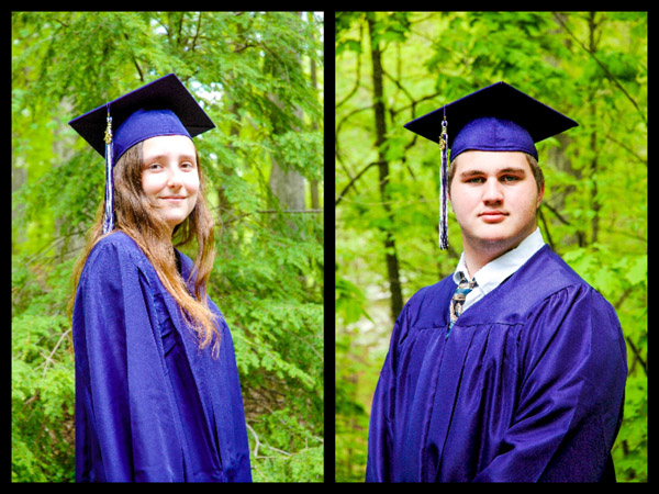 Cap and Gown Photos