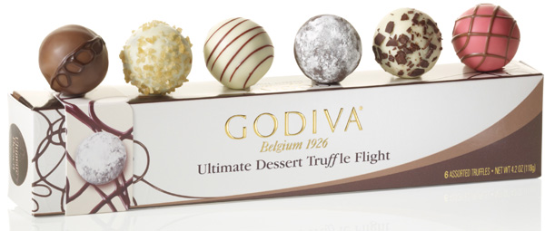 Ultimate Dessert Truffle Flight™