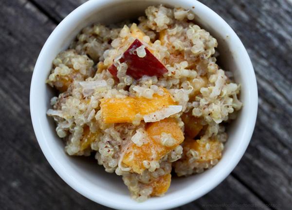 Nutty-Tropical-Quinoa-Breakfast