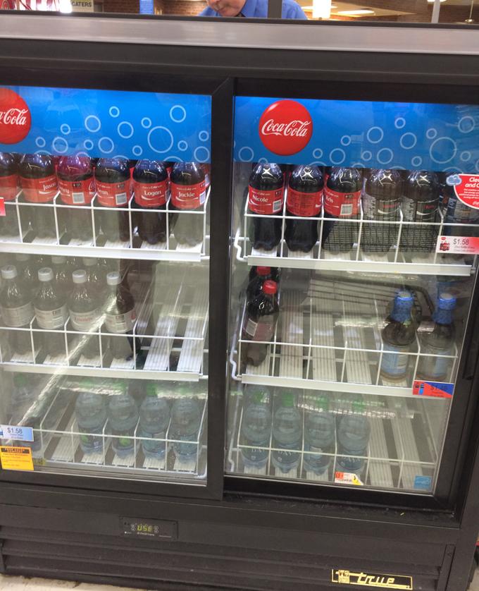 Share a Coke and try this Super Simple Ice Cream Coke Floats Recipe #ShareItForward #Shop