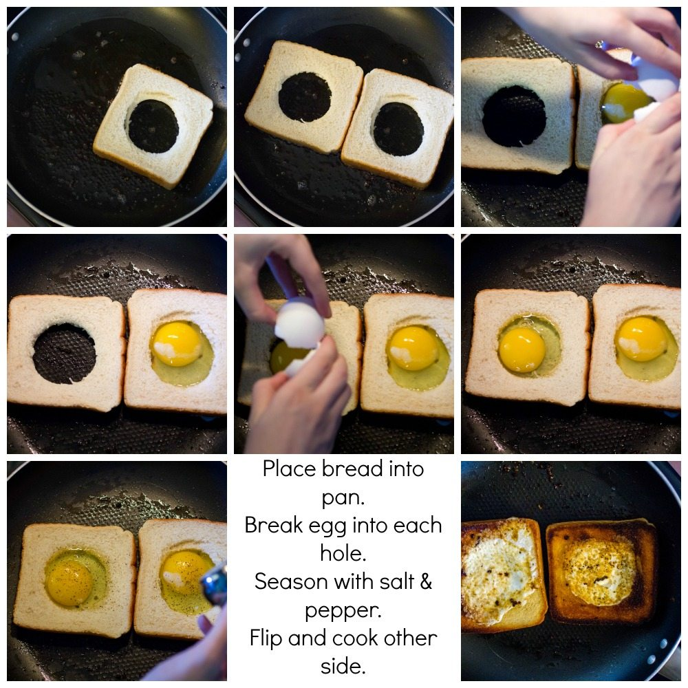 Toad in the hole breakfast sandwiches sundaysupper Make your own toad house