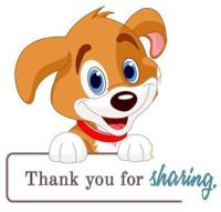thank-you-for-sharing-dog