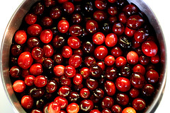 Supplementing with Cranberries