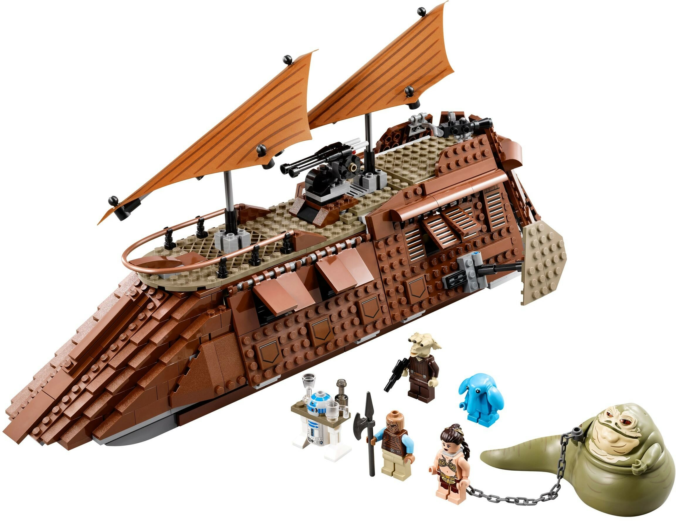 The 12 Best Lego Star Wars Sets For Your Inner Jedi