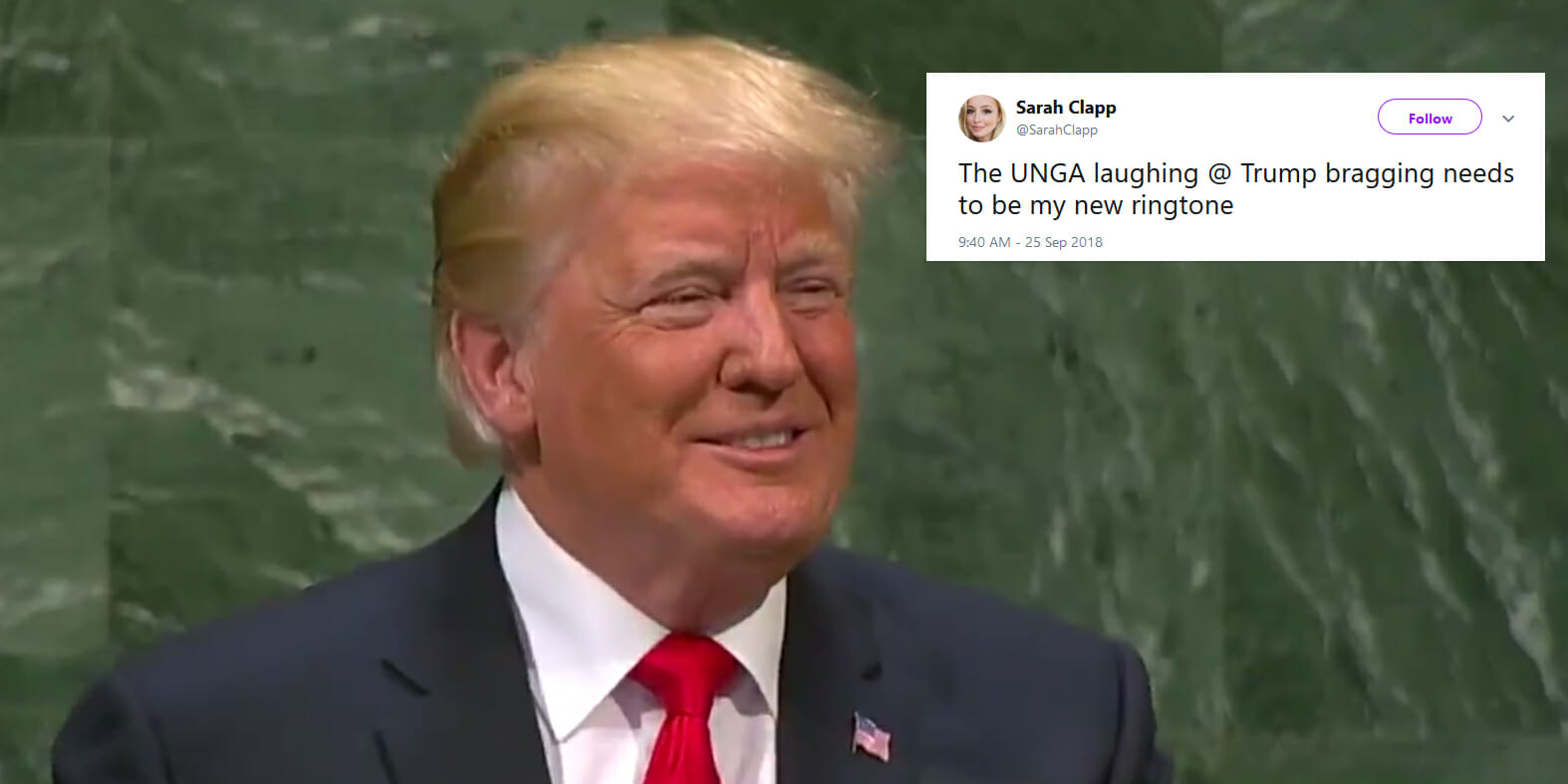 Rayo vallecano de madrid, s.a.d   986 followers on linkedin. WATCH: Trump Draws Laughs From UN After Touting His