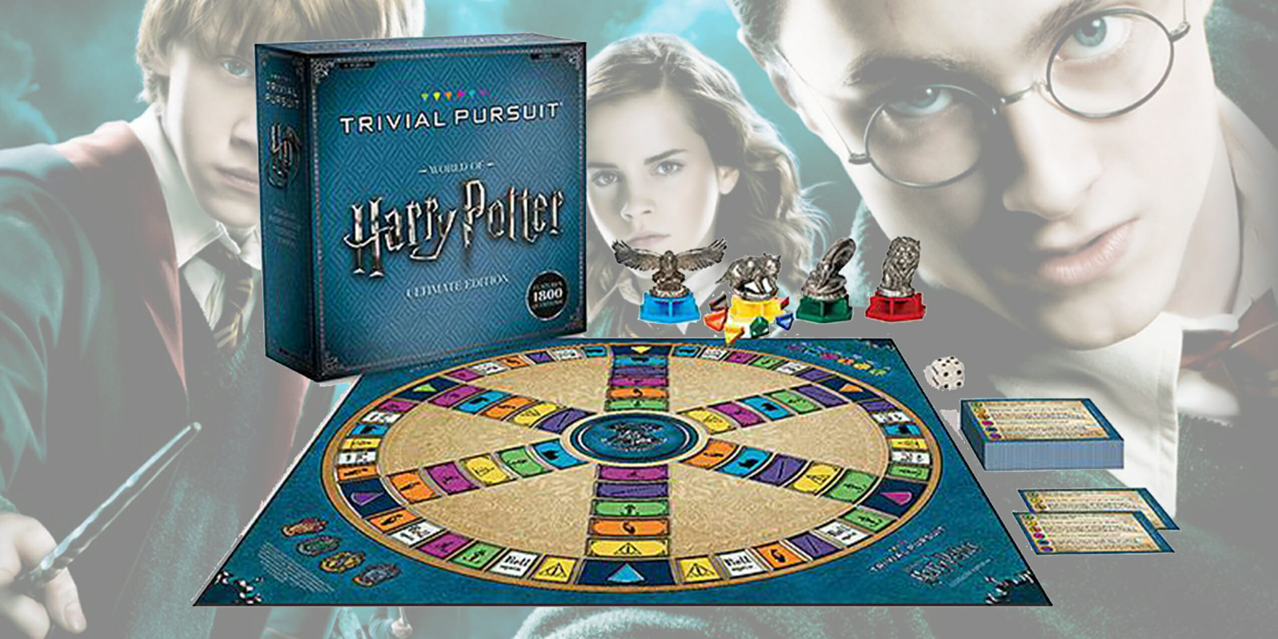 Harry Potter Trivial Pursuit Will Test A Muggle S