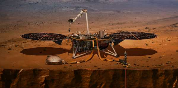 How to watch the NASA InSight landing on Mars on November 26