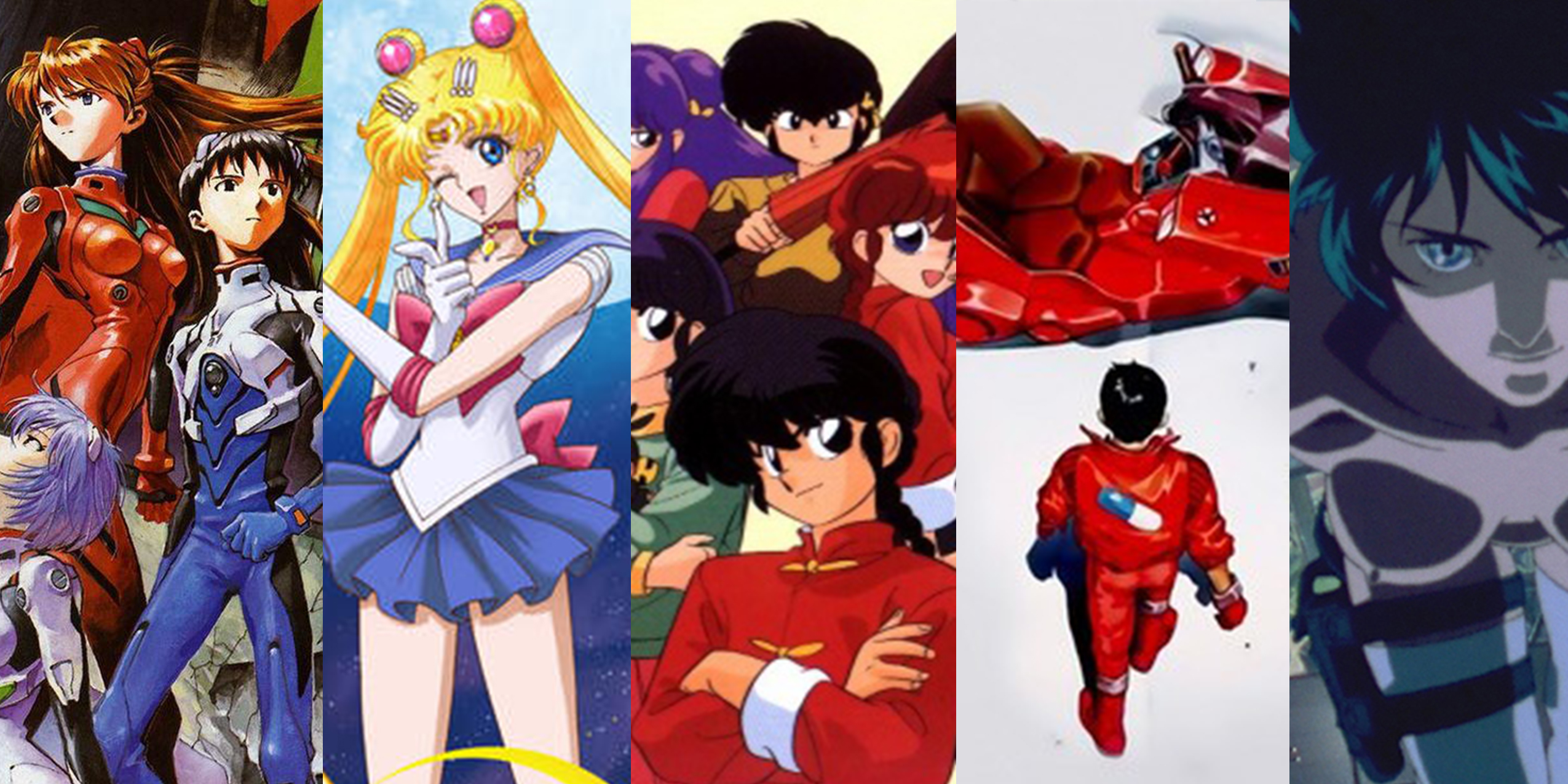 90s Anime How To Stream Your Favorite Classic Series