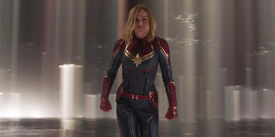 Image result for captain marvel scene