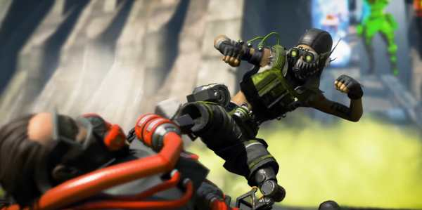 Octane Cuide: How to Play the Apex Legends Character