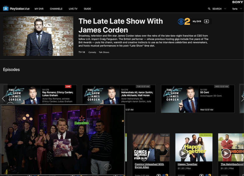 How to install PlayStation Vue on Kodi for streaming live TV