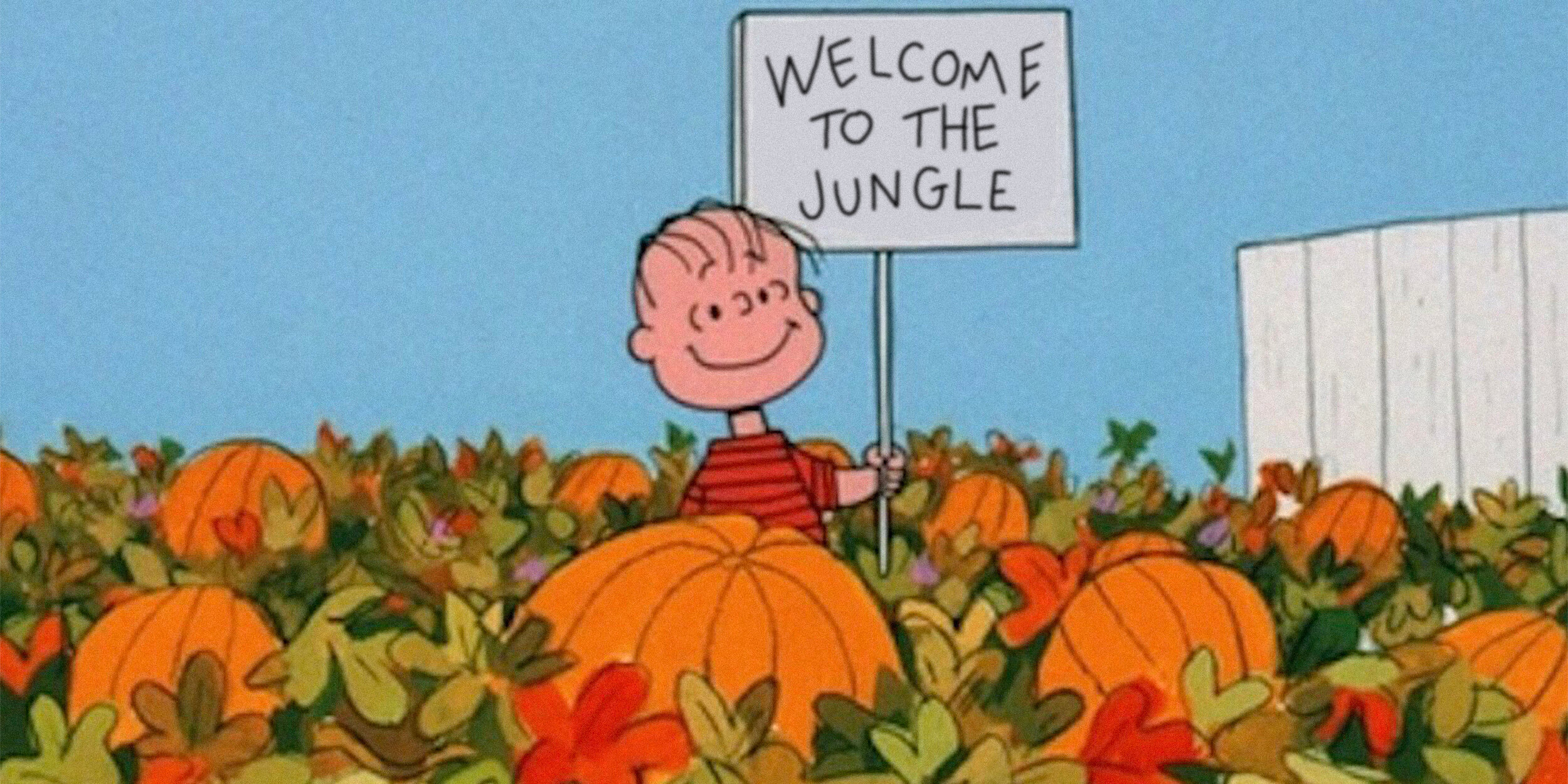 Axl Rose Tweets His Love For It S The Great Pumpkin