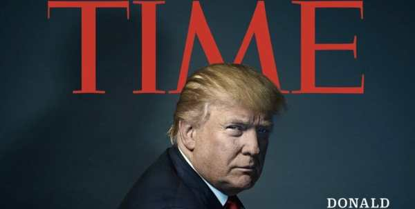 Trump Has Fake Time Magazine Covers in at Least 4 Golf Resorts