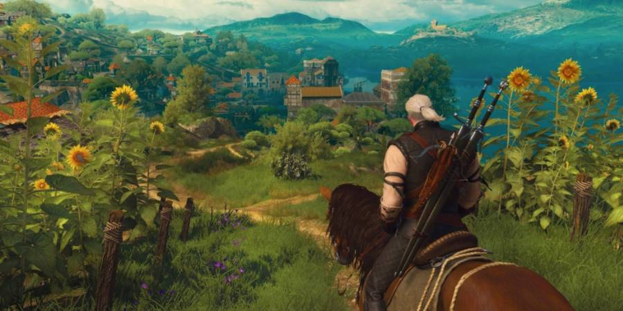 The 7 Best Open World Video Games The Witcher 3