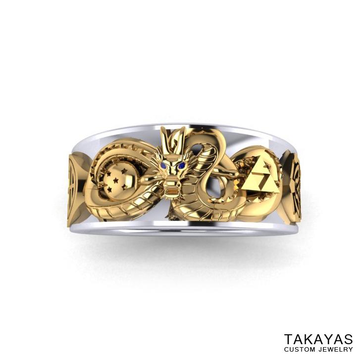 Takayas Custom Jewelry Is Making Geeky Jewelry Dreams Come