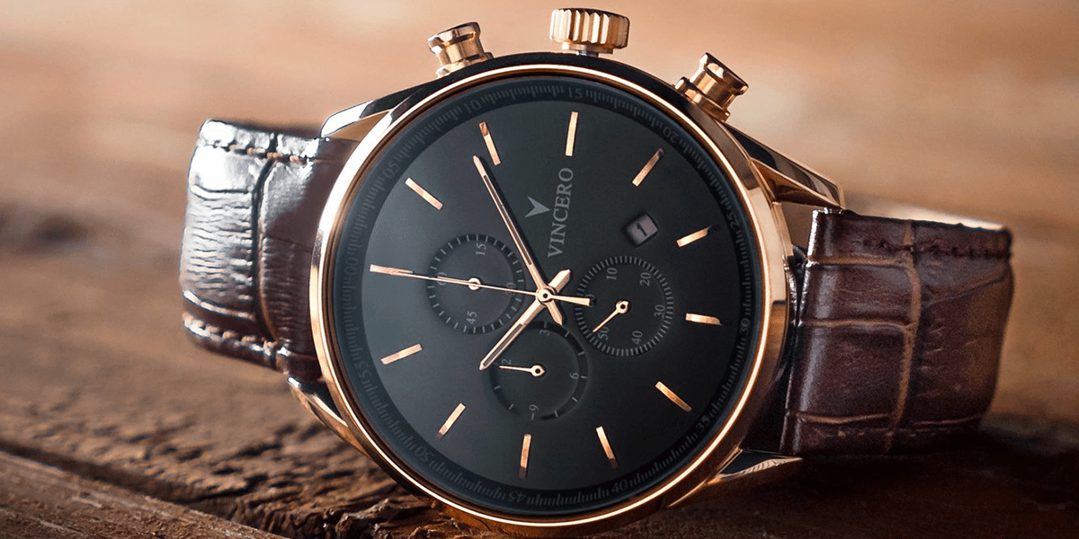 Vincero Is Having A Rare Sale On Best Selling Watches
