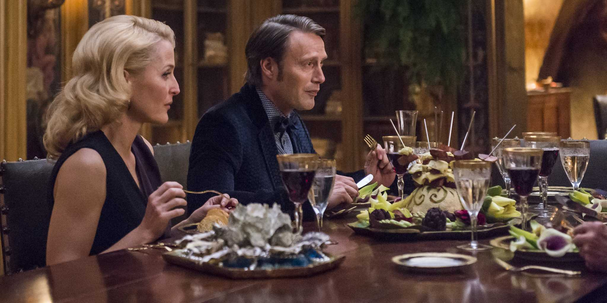 Hannibal Inspired Fans To Turn Cannibalistic Art Into