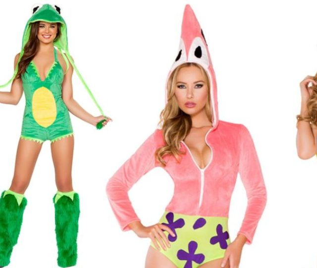 Sexy Costumes That Prove A Sense Of Humor Is Hot The Daily Dot