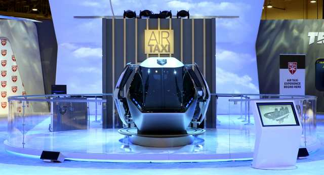 bell flying taxi uber