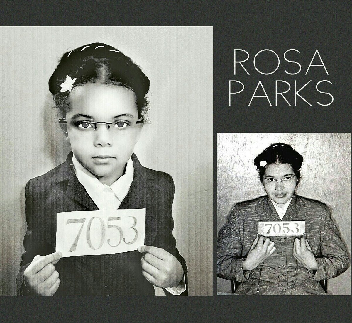 Adorable 5 Year Old Recreates Photos Of Iconic Women For