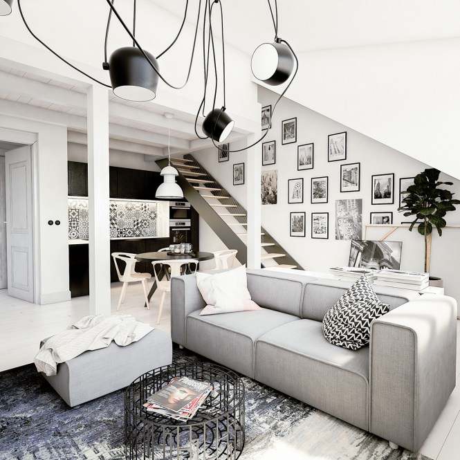 Dreamy White Apartment With Vibes Daily Dream Decor