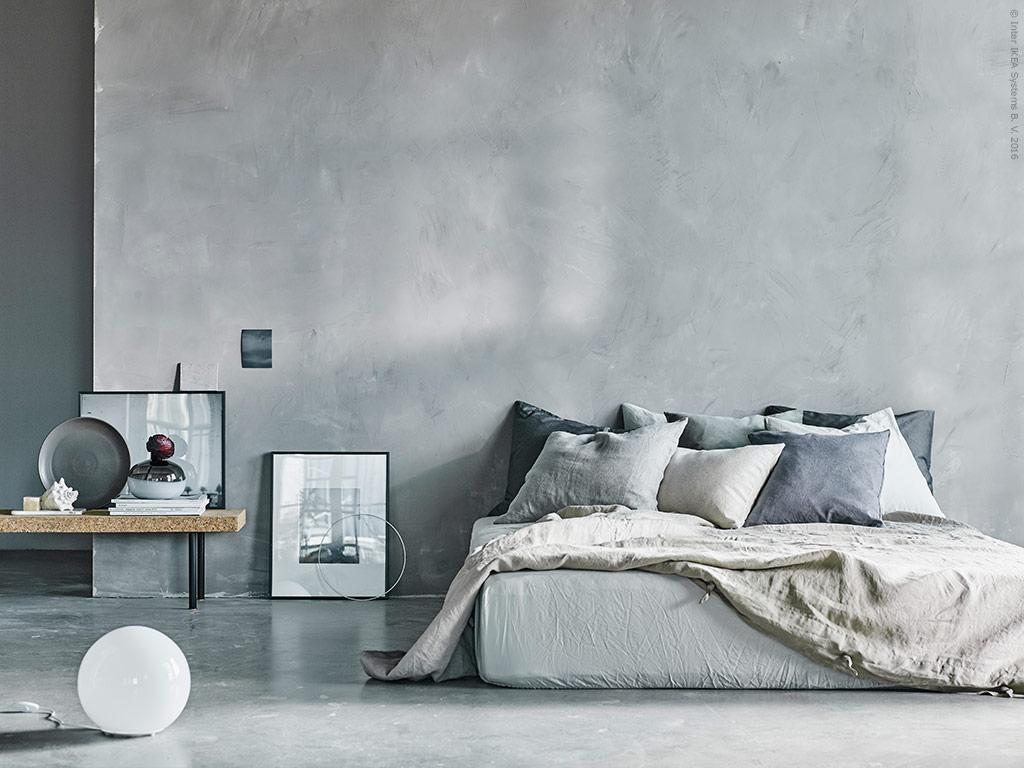 Dreamy Concrete Ikea Bedroom Daily Dream Decor