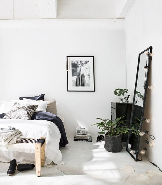 10 Minimal cozy bedrooms that will wish you sweet dreams ... on Minimalist Bedroom Ideas  id=47134