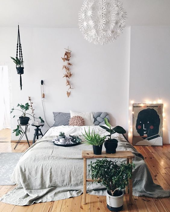 8 bohemian bedrooms for a Midsummer Night's Dream - Daily ... on Boho Room Decor  id=62054