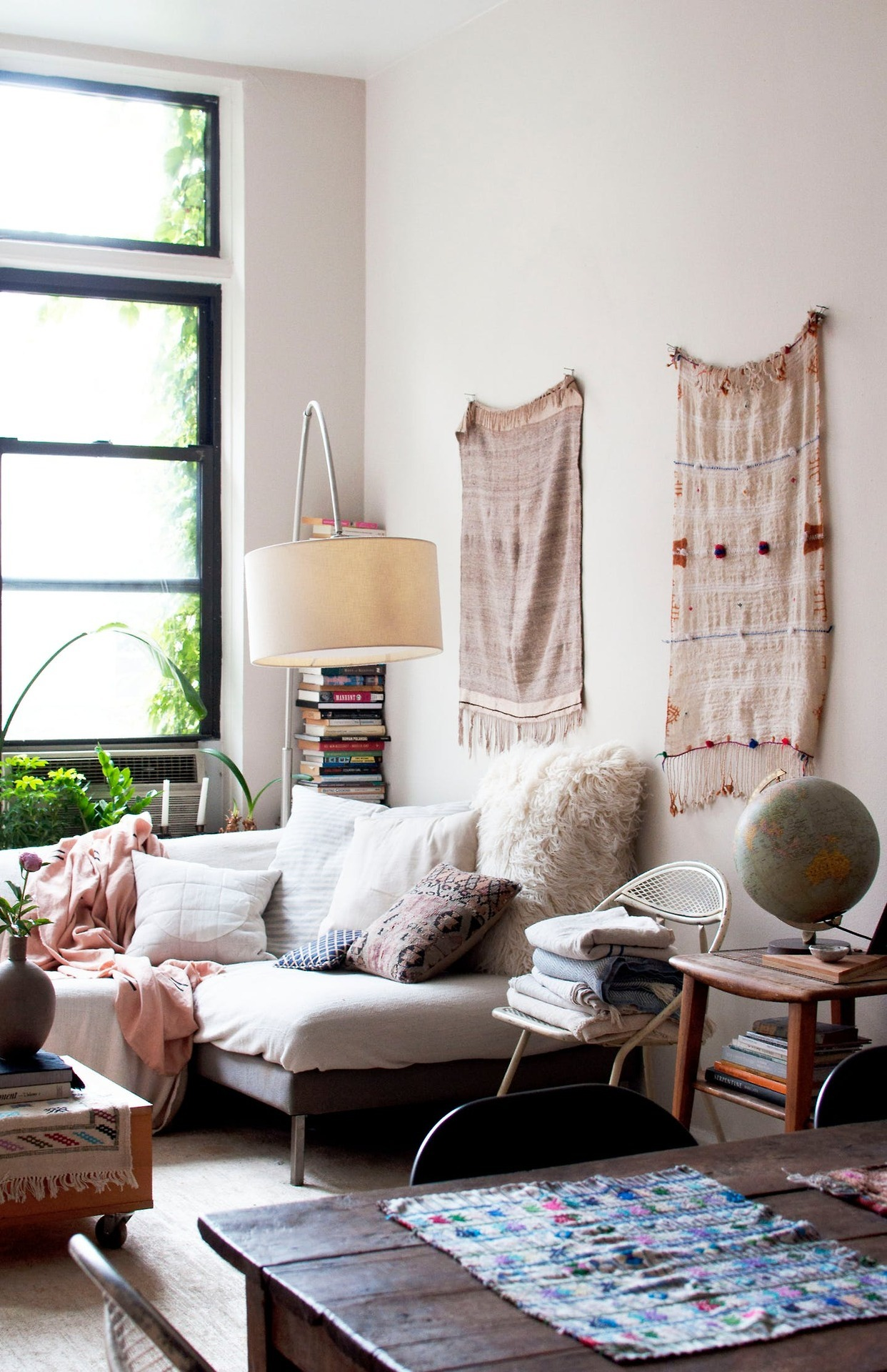A Dreamy Bohemian Brooklyn Studio Apartment Daily Dream