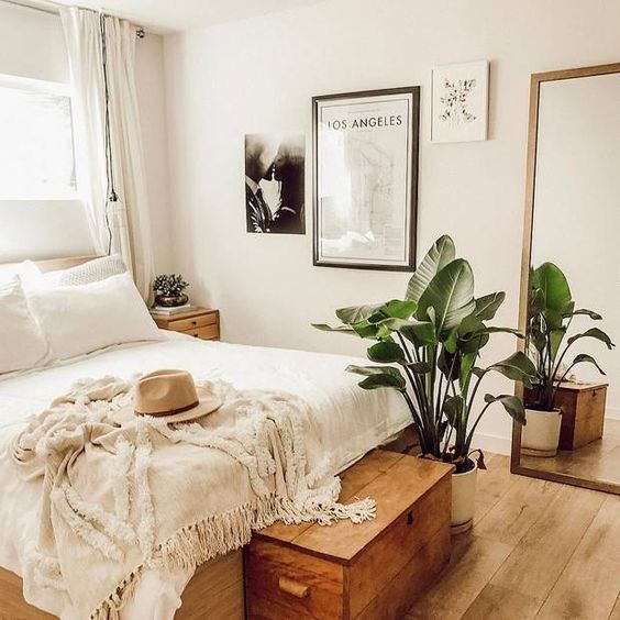6 Boho bedrooms that will make you daydream - Daily Dream ... on Boho Master Bedroom Ideas  id=88464