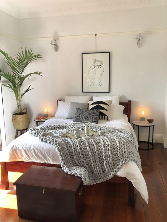 8 Dreamy Cozy bedrooms on a budget - Daily Dream Decor on Bohemian Bedroom Ideas On A Budget  id=90409
