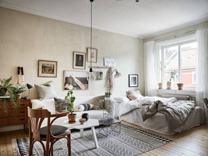 Cute Cozy Studio Apartment Daily Dream Decor