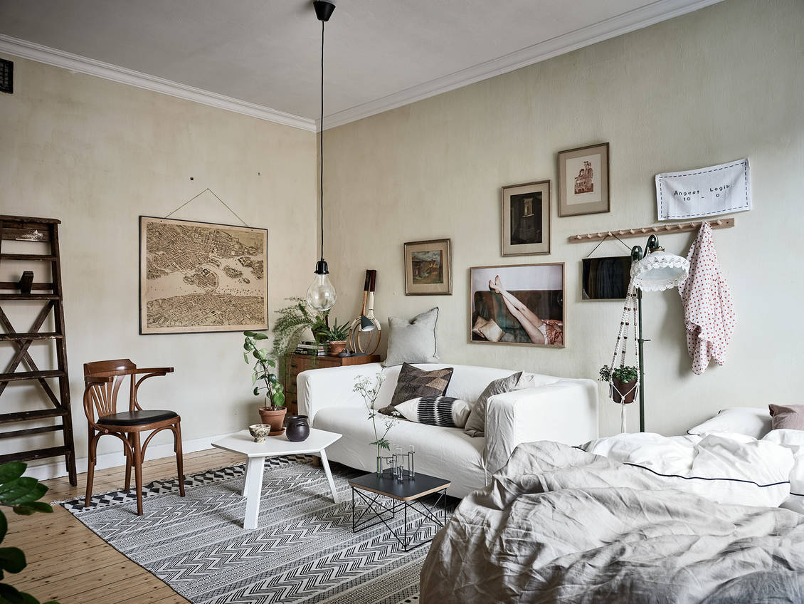 Cute Cozy Scandinavian Apartment4 Daily Dream Decor