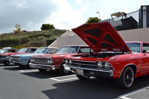 OPG Classic Car Show - Classic car show tomorrow
