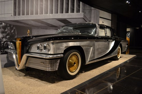 1959 Scimitar Town Car Phaeton