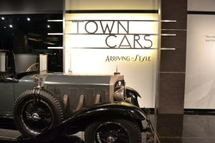 Town Cars - Arriving in Style