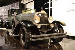 1928 Mercedes-Benz Model 630K Town Car
