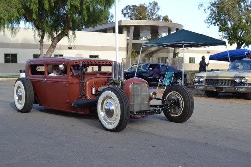 1930 Ford with a Buick Nailhead Motor