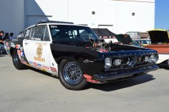 Barracuda Drag Car