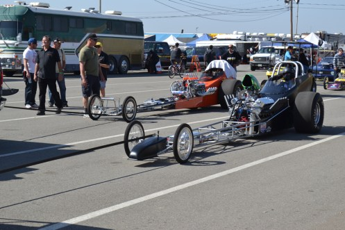 Front Engine Dragsters